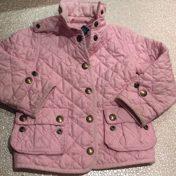 562429806 Ralph Lauren Jackets & Coats | Girls Barn Jacket Size 3t Pink | Poshmark